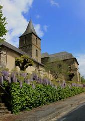 Eglise de Lubersac (Corrèze)