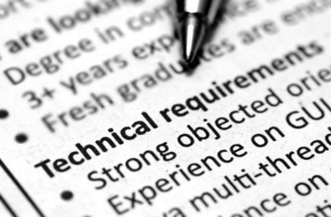 technical requirement