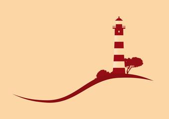 Vektor Leuchtturm