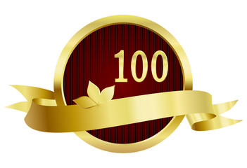 100 Years Anniversary, Button