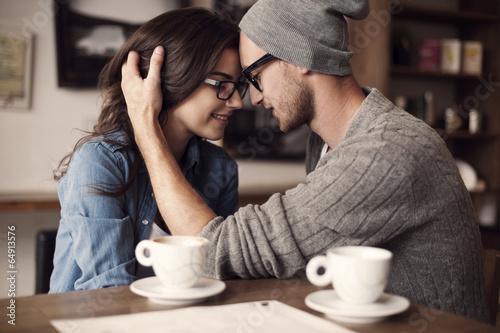 Romantyczne chwile dla młodej pary