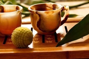 Tea ceremony, Su Jok
