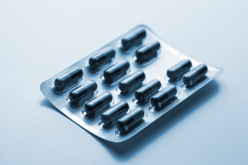 pack of capsules for disease
