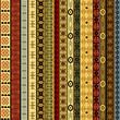obraz - African motifs bac...