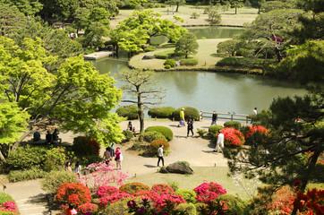 Rikugi-en Garden (Tokyo, Japan)