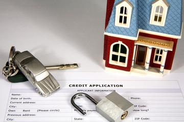 Unlocking Credit