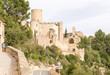 Castle of Castellet near Barcelona, Spain