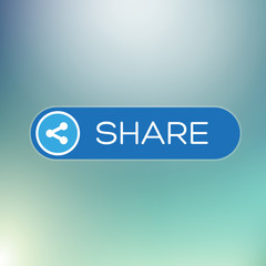 Modern user interface element - Share