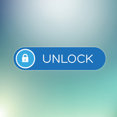 Modern user interface element - Unlock