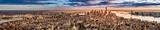 New York Panorama before sunset - 64930589