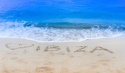 Ibiza Platja dEn bossa beach