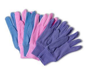 Ladies gardening gloves
