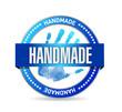 handmade seal illustration design