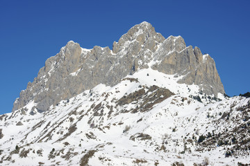 Foratata peak