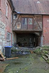 Hinterhof in Alverdissen