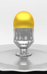 Uovo d'oro, cucina creativa