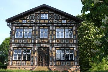 Junkerhaus, Lemgo, Nordrhein-Westfalen, Deutschland