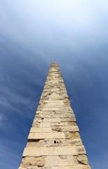Istanbul Walled Obelisk