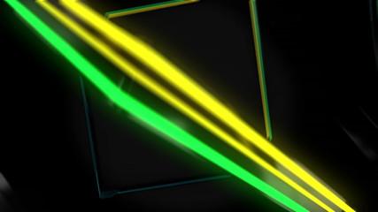 фигуры  из  цветных  линий