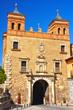 Toledo, España, Puerta del Cambrón, portada interior
