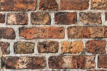 Altes Mauerwerk aus dem 16. Jahrhundert - 1085