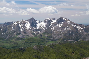 Hayedos y Picos de Mampodre. Parque Regional Picos de Europa.