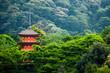 Three-storied pagoda,Taisan-ji Temple,Kiyomizu-dera Temple,Kyoto