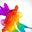 Multicolor abstract bright background. Elements for design