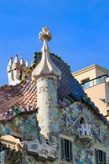 Casa Batllo à Barcelone