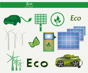 Vector set eco .