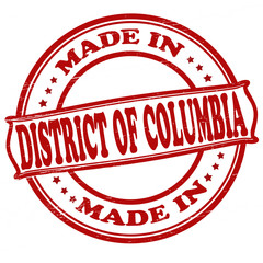Made in District of Columbia