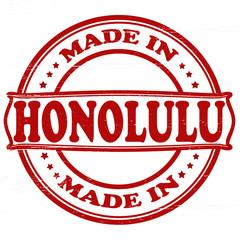 Made in Honolulu