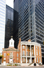 Shrine of Saint Elizabeth Ann Seton,Manhattan,New York City,USA