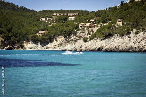 canvas print picture Gran de Mar (Mallorca)