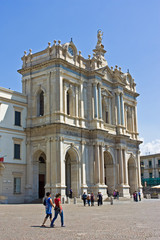 Pompei, Santario della Beata Vergine del Rosario