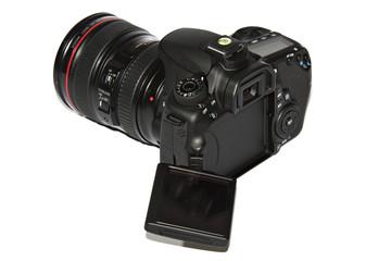 Schwenkdisplay Digitalkamera