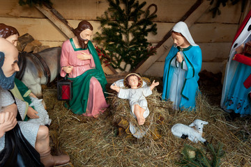 Nativity scene, Munich