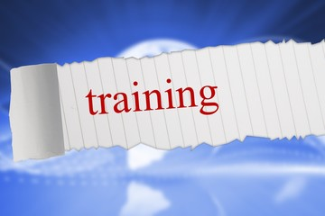 Training against global technology background