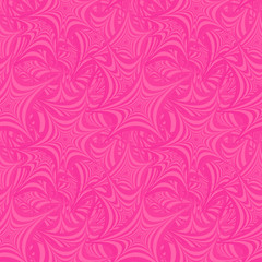 Pink seamless asymmetric star pattern background