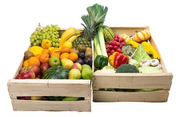 Obst- und Gemüsekisten - 4569
