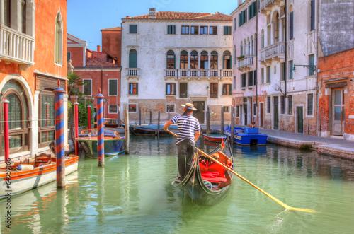 Venice Gondola Ride - 64959166