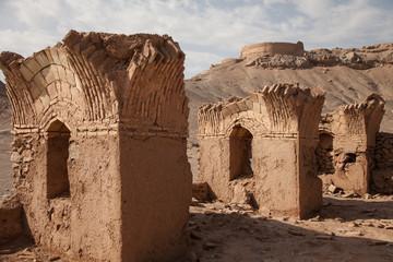 Zororastrian ruins
