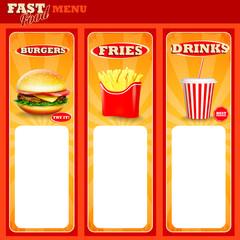 FAST FOOD MENU 03