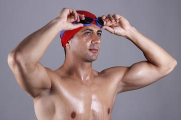swimming, natación masculina