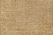 Texture of coarse cloth, burlap. - 64964988