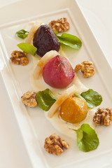 beets and pears
