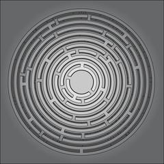 Tech maze