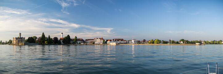 Panorama von Langenargen