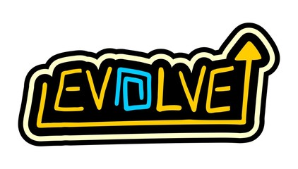 Sticker evolve