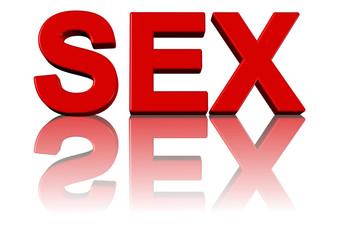 kırmızı yansımalı sex yazısı